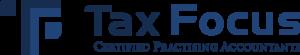 Tax Focus Buisness Logo